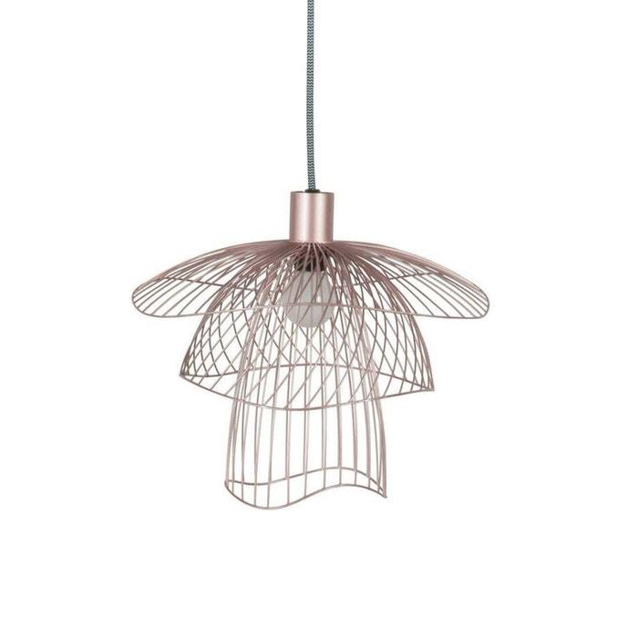 papillon suspension m tal champagne 30cm cuivre forestier la redoute. Black Bedroom Furniture Sets. Home Design Ideas