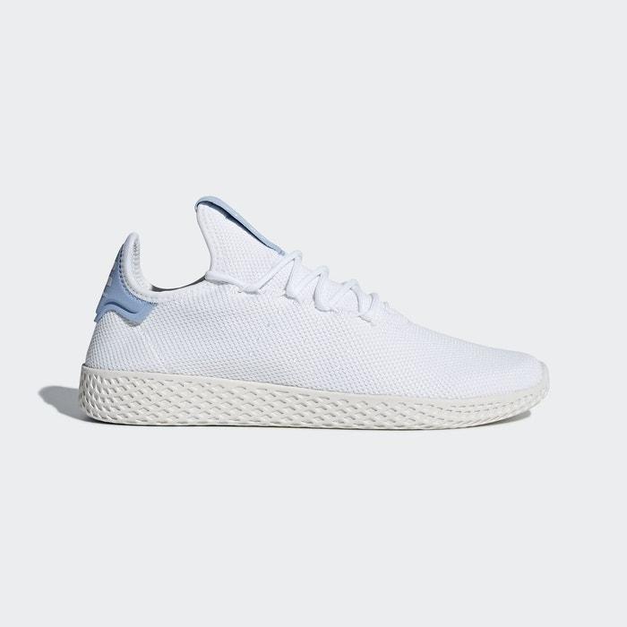 Chaussure pharrell williams tennis hu blanc Adidas Originals