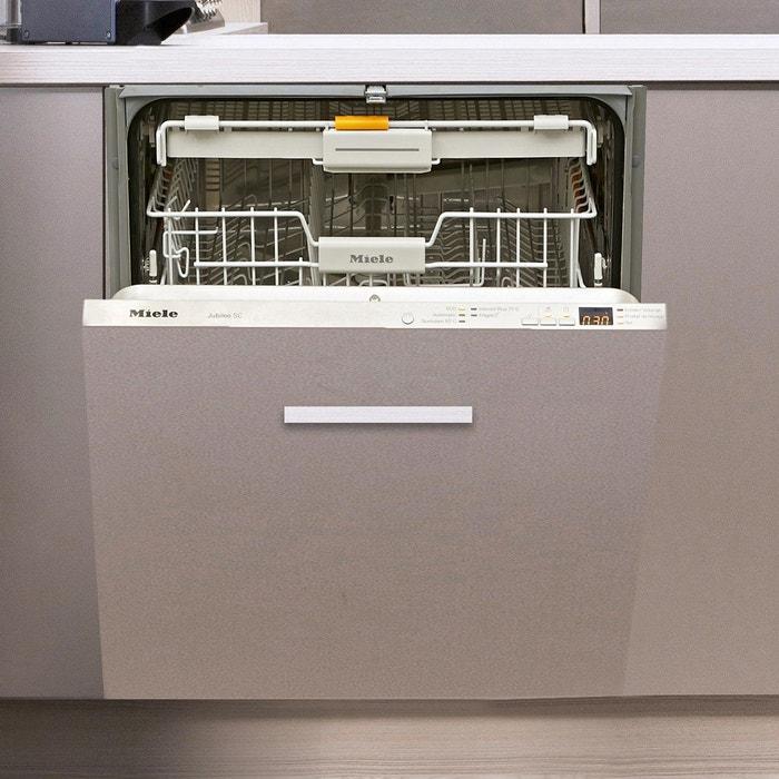 lave vaisselle tout int grable g4992scvi miele la redoute. Black Bedroom Furniture Sets. Home Design Ideas