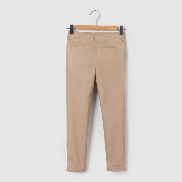 Image Pantalon chino 3-12 ans La Redoute Collections