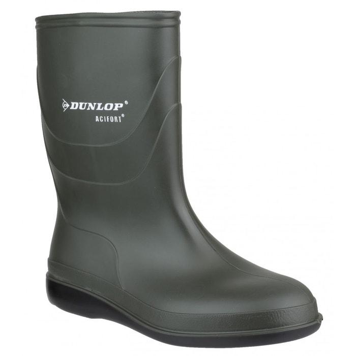 Dunlop b550631 biosecure - bottes imperméables - homme  vert Dunlop  La Redoute