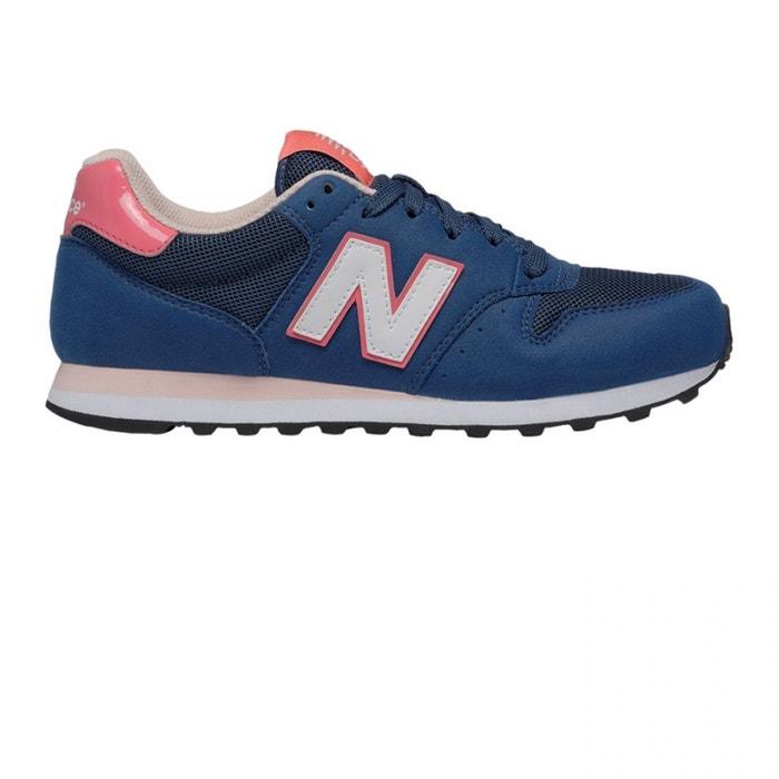 Chaussures gw500 navy/pink w bleu New Balance