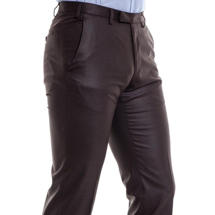 pantalon apollo digel marron marron la mode en large la redoute. Black Bedroom Furniture Sets. Home Design Ideas