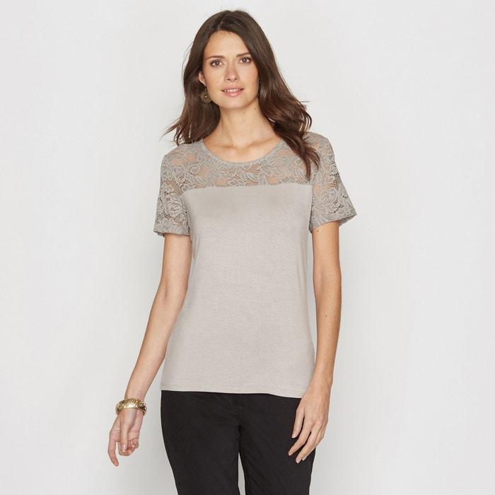 Image T-Shirt mit Spitzendetails ANNE WEYBURN