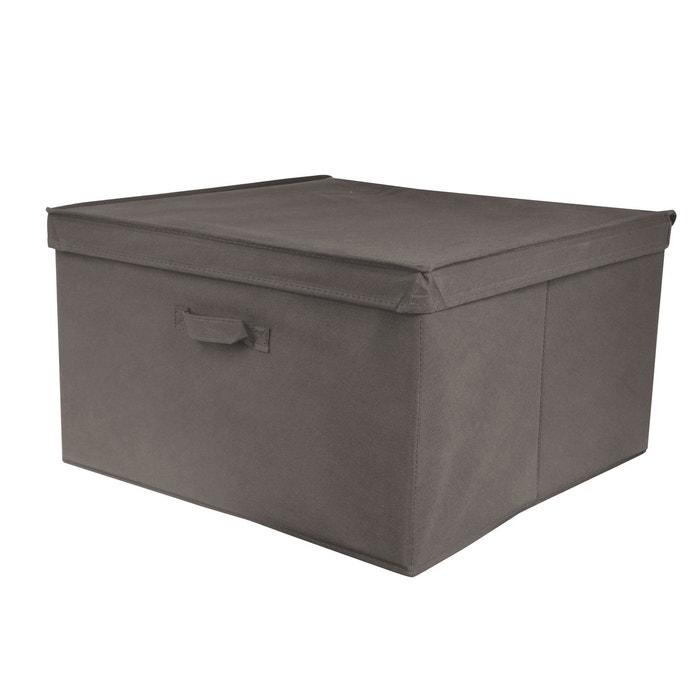 Image Denise Storage Box 55x54x32cm La Redoute Interieurs
