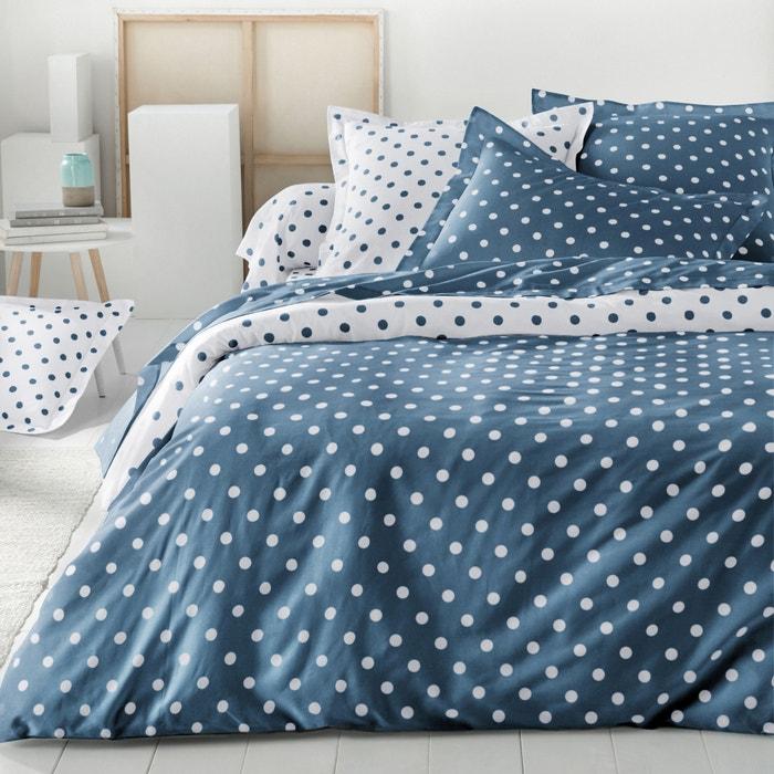 capa de edredon estampada s bolas clarisse la redoute. Black Bedroom Furniture Sets. Home Design Ideas