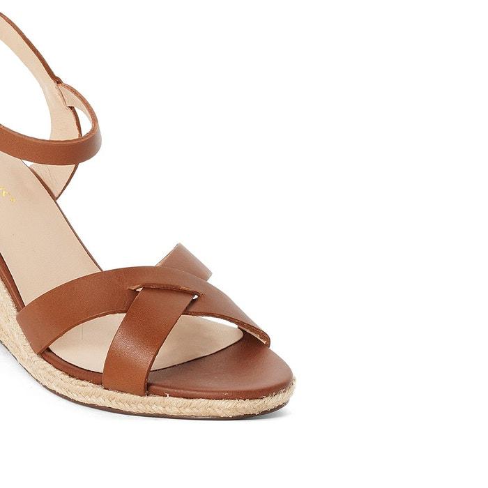Sandales compensées Jonak