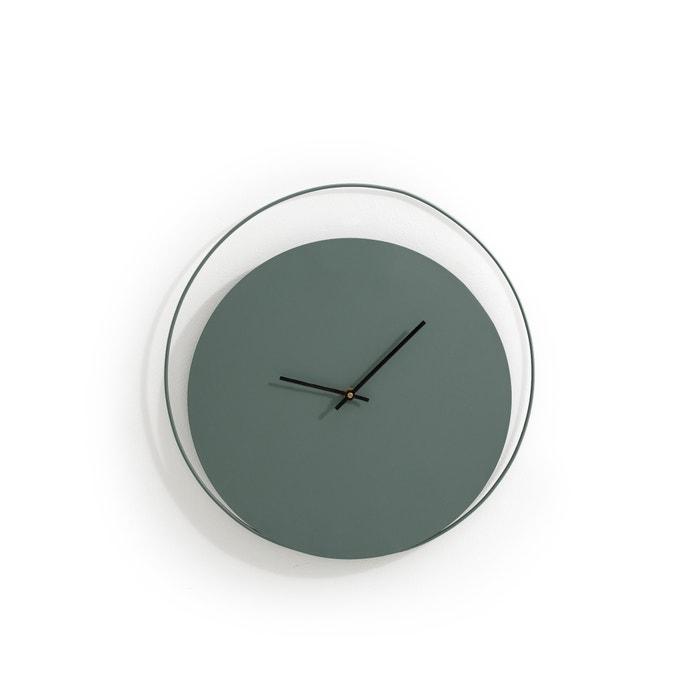 Horloge en métal, PAVO  La Redoute Interieurs image 0