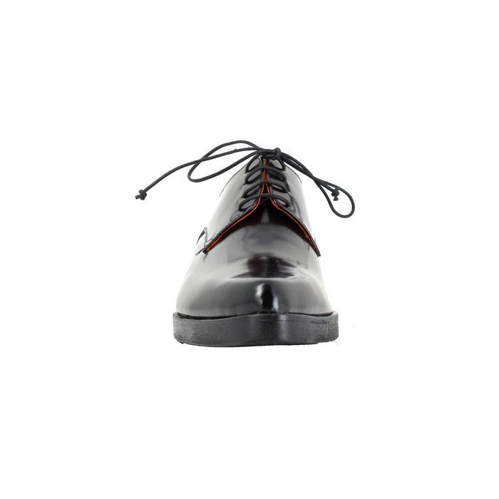 Chaussures a lacets folio 308 noir Elizabeth Stuart