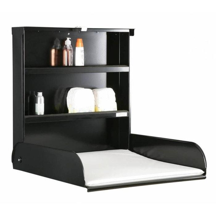 table langer murale fifi noir bybo design la redoute. Black Bedroom Furniture Sets. Home Design Ideas
