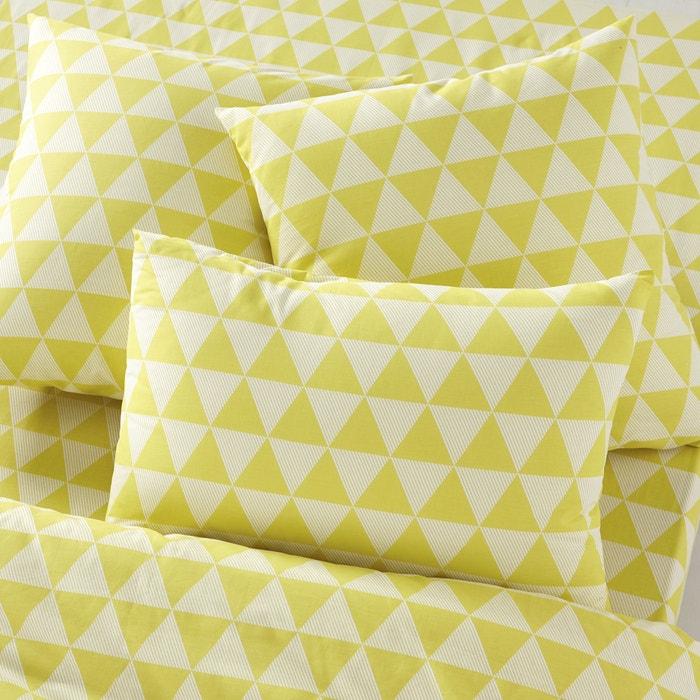 Imagen de Fundas de almohada de cuadrante y rectangular estampadas, Pirâm La Redoute Interieurs