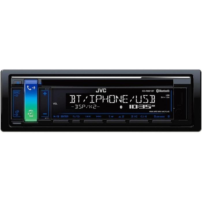 Autoradio CD JVC KD-R881 BT