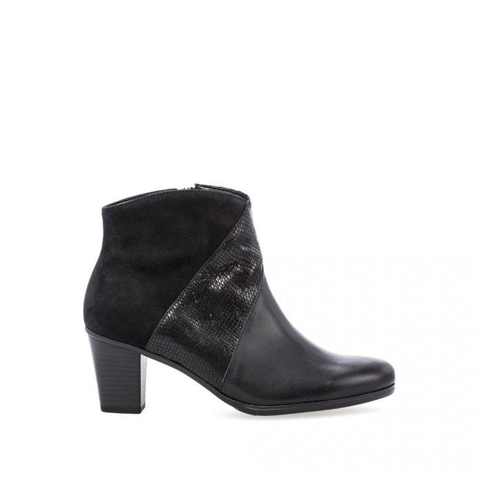 Boots noir Gabor Acheter Moins Cher Prix Pas Cher Jaw1AoBp