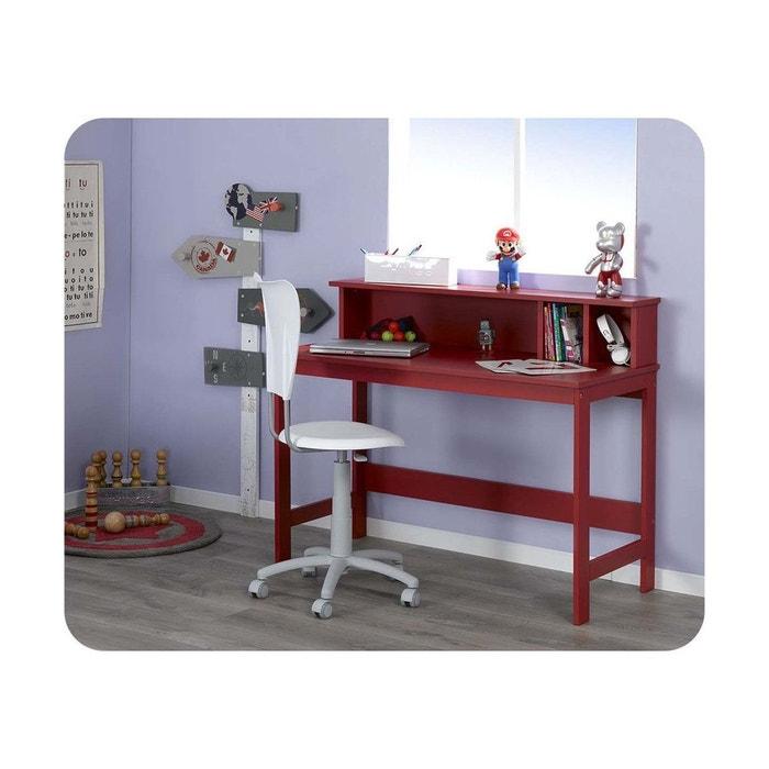 Bureau enfant loft rouge ma chambre d 39 enfant la redoute - Chambre enfant la redoute ...