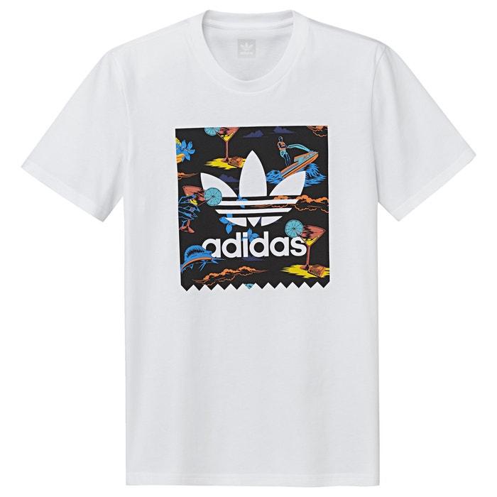 Short-Sleeved Crew Neck T-Shirt  Adidas originals image 0