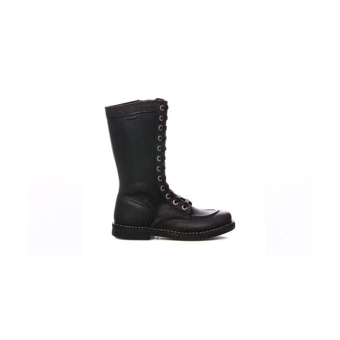 Parcourir La Sortie Bottes en cuir à lacets meetkikne noir Kickers Explorer À Vendre Best-seller De Sortie D'origine À Vendre oJlOM