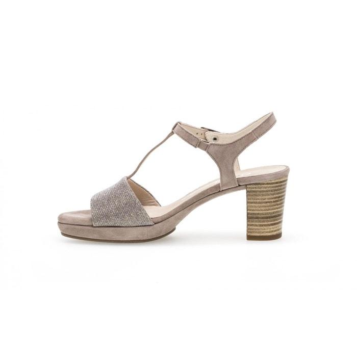 Sandales beiges beige Gabor ...
