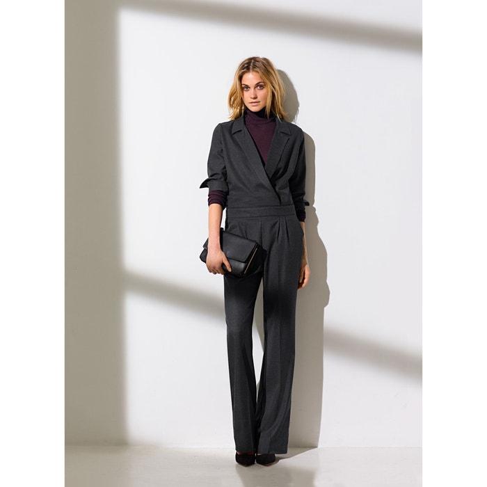 Image Combi-pantalon en flanelle LAURA CLEMENT