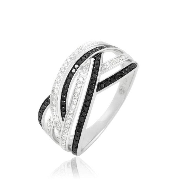 Bague lola or blanc et diamants blanc Histoire D'or   La Redoute Vente Pas Cher De Nombreux Types De of0uR