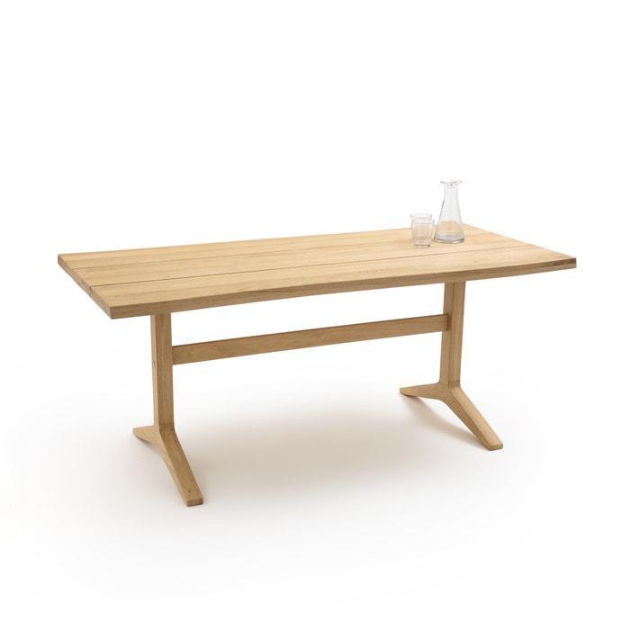 Table à Manger Chêne 6 8 Couverts Waska