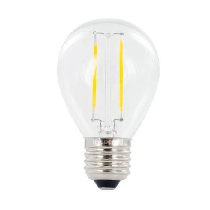 E27 A 250lm Led Filament Mini Integral 25w Globe 2w Équivalent Ampoule QCdBWorExe
