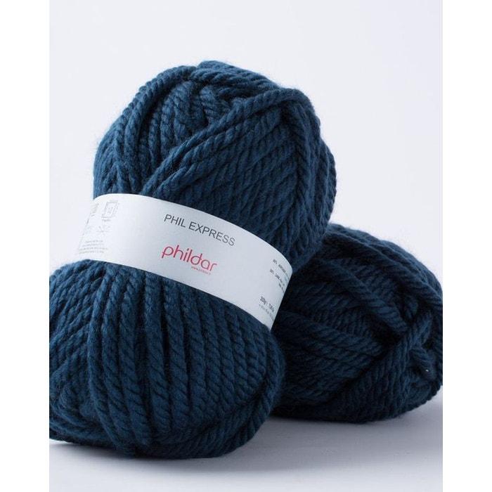 PELOTE de laine PHIL EXPRESS ROSEE  neuve