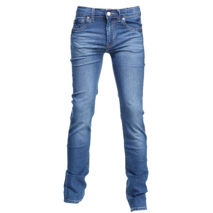 jeans enfant levis nj22027 coupe 510 46 solidate blue. Black Bedroom Furniture Sets. Home Design Ideas