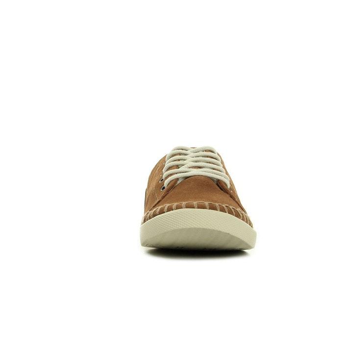 Baskets basses palladium bel sud marron beige Palladium