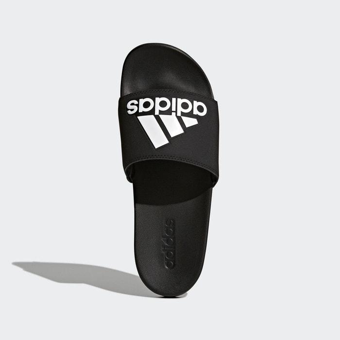 Sandale adilette cloudfoam plus noir Adidas Performance
