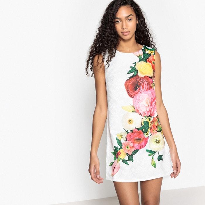 Floral Print Mini Dress  MOLLY BRACKEN image 0
