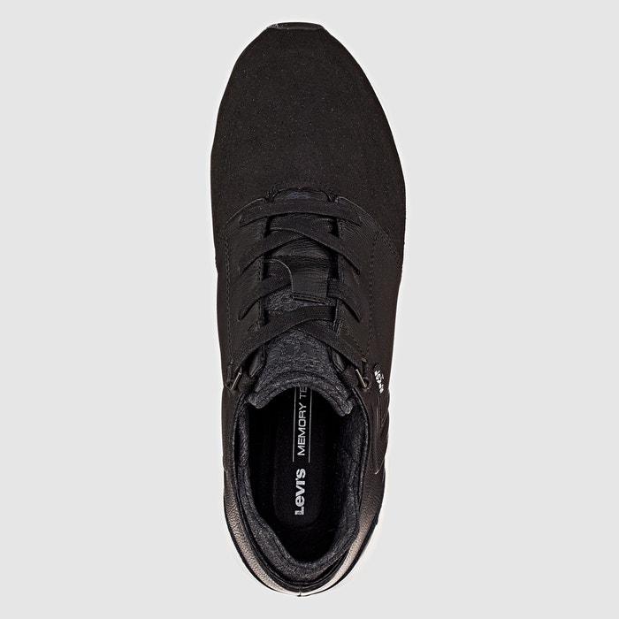 Black Runner LEVI'S Zapatillas Black Zapatillas Tab LEVI'S Tab wX0xfpq7