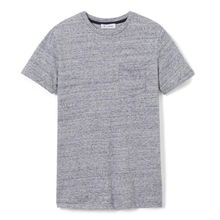 afbeelding T-shirt met ronde hals 10-16 jr R essentiel