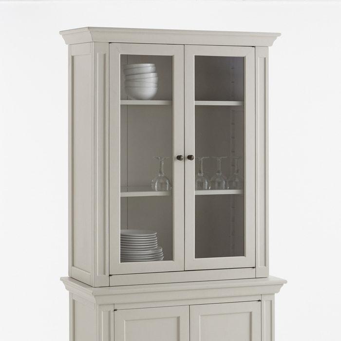 vaisselier 2 portes ad lia la redoute interieurs la redoute. Black Bedroom Furniture Sets. Home Design Ideas