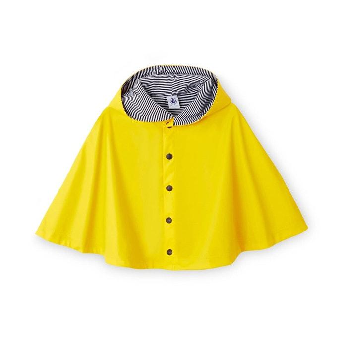 Cape de pluie b b mixte en cir jaune petit bateau la - Cape pluie enfant ...
