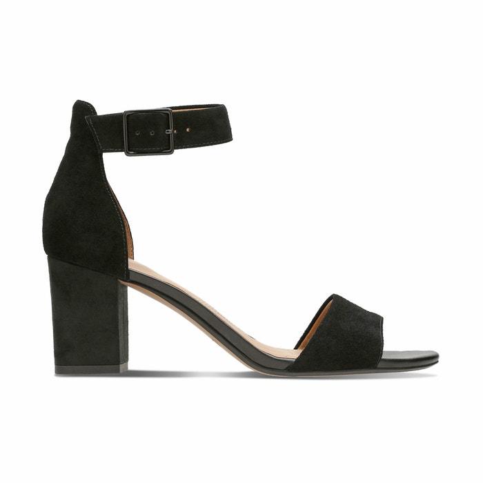 bc938462aa03 Deva mae high heeled suede sandals