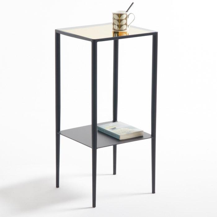 Image Sellette, acier et verre, Razzi La Redoute Interieurs