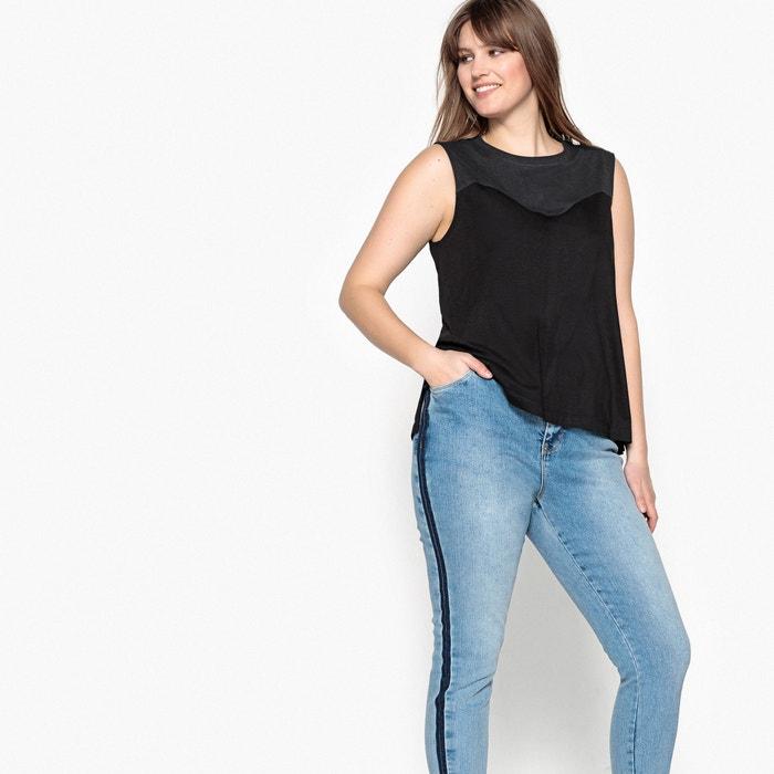 Two-Tone T-Shirt  CASTALUNA image 0