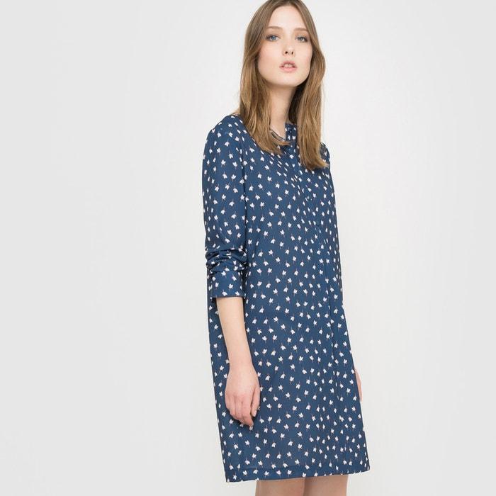 La France Vestido Made tipo saco estampado Redoute in Collections rCHwBxqrn8