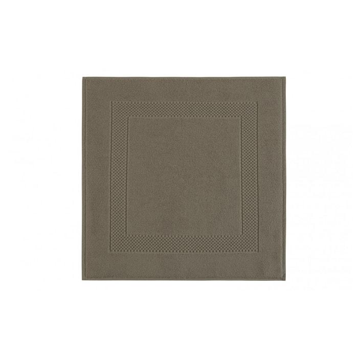 tapis de bain p tale lichen marron anne de solene la redoute. Black Bedroom Furniture Sets. Home Design Ideas