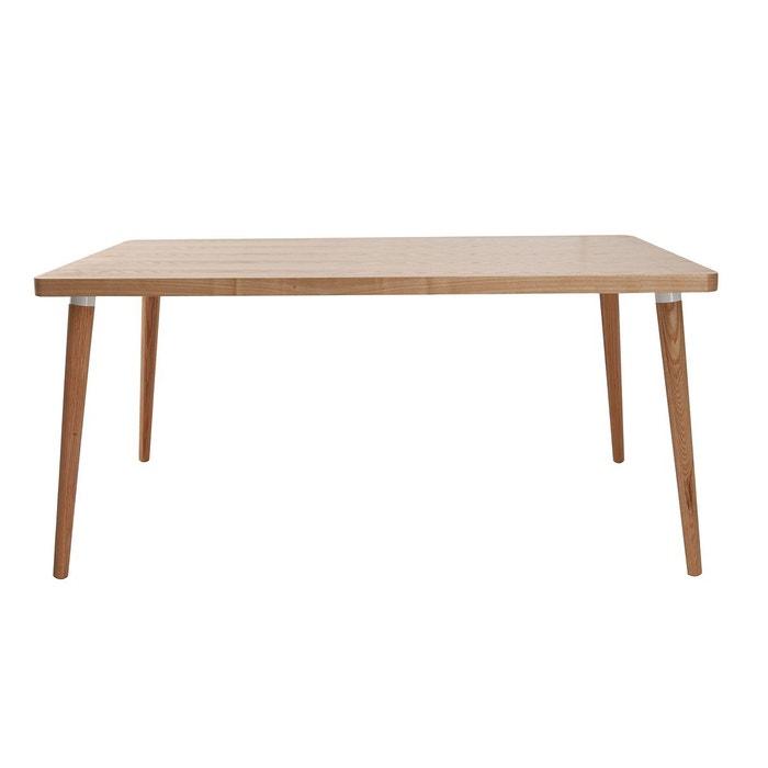 Table Design À Chêne Manger En Totem DIeEH29YW