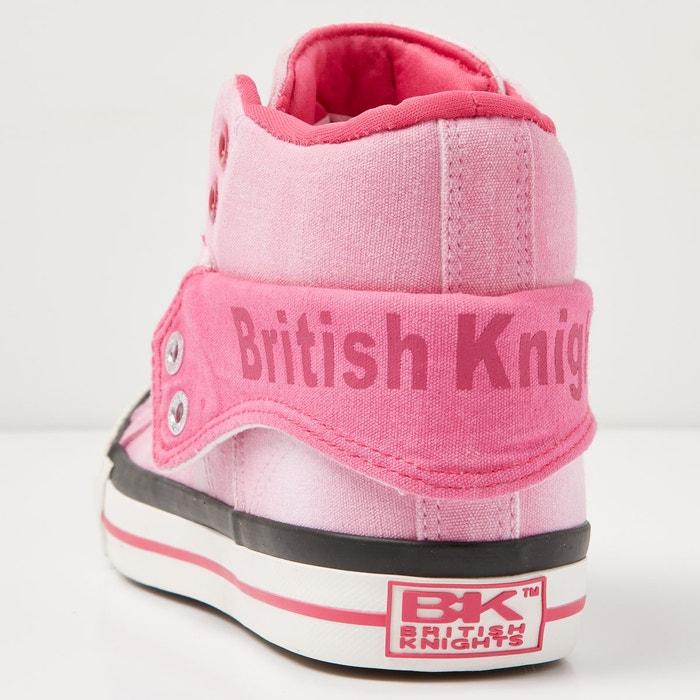 Roco femmes baskets montante British Knights