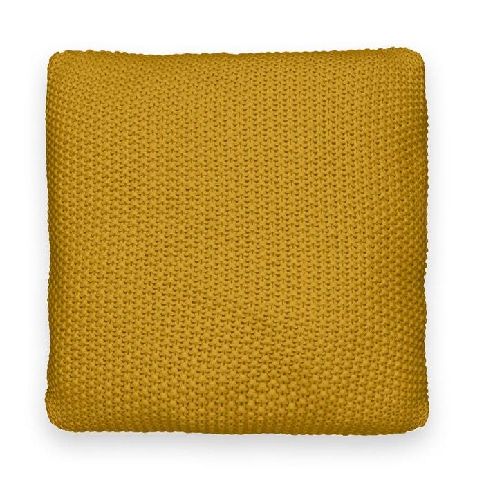 housse de coussin tricot westport la redoute interieurs la redoute. Black Bedroom Furniture Sets. Home Design Ideas