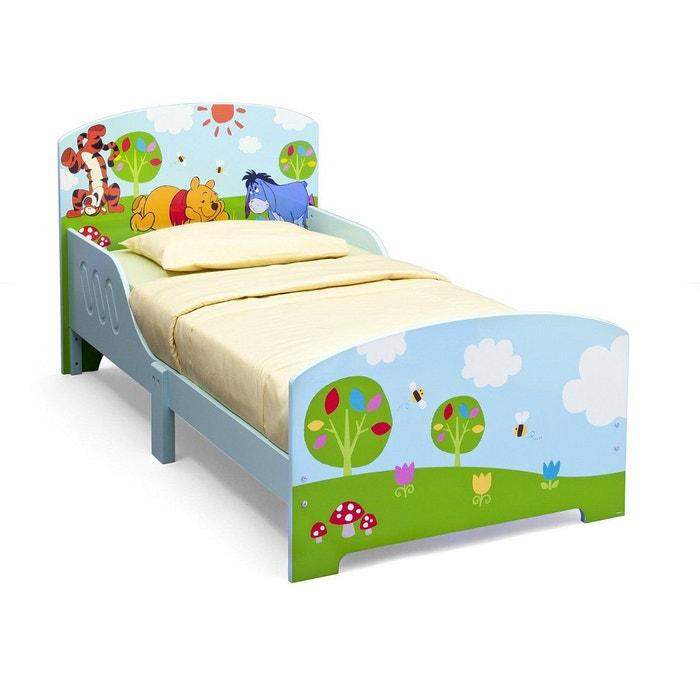 baby walz le lit enfant disney winnie l 39 ourson lit. Black Bedroom Furniture Sets. Home Design Ideas