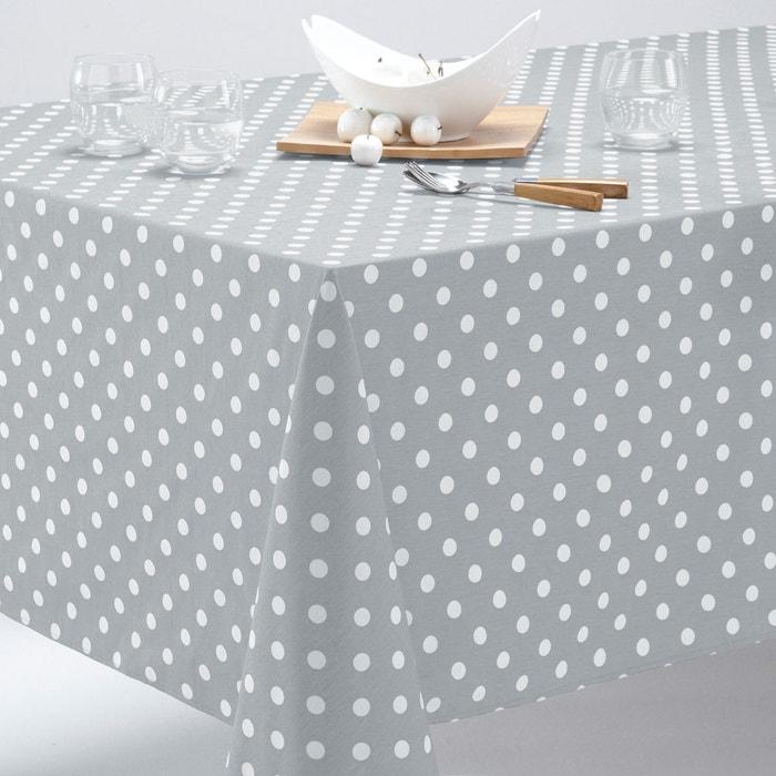 nappe pois pur coton garden party la redoute. Black Bedroom Furniture Sets. Home Design Ideas