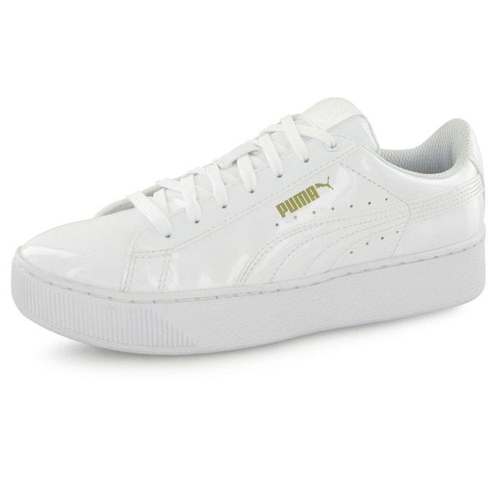 Baskets puma vikky platform blanc femme blanc Puma Livraison Gratuite Excellente Forfait De Compte À Rebours En Ligne Pas Cher ljFrH5WSQ