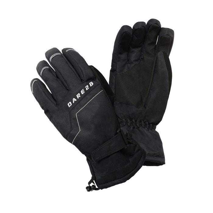 summon gants de ski imperm ables homme noir dare 2b la redoute. Black Bedroom Furniture Sets. Home Design Ideas