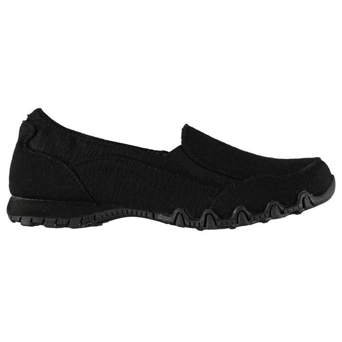 Chaussures décontractées noir Skechers
