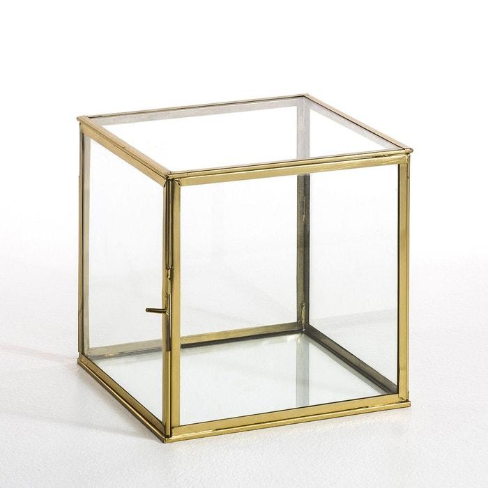 bo te vitrine misia am pm la redoute. Black Bedroom Furniture Sets. Home Design Ideas