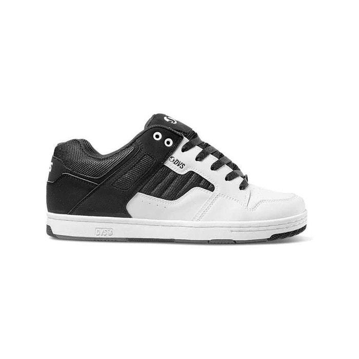 Chaussure enduro 125 blanc Dvs