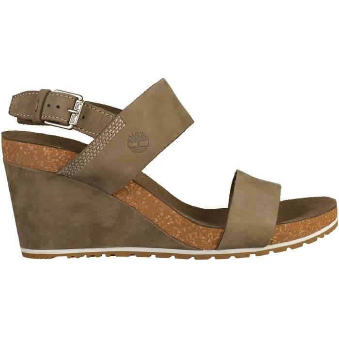 Sandales marron Timberland